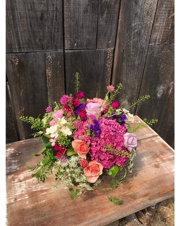 Just Because Flowers Delivery Marion Ma Eden Florist Garden Shop