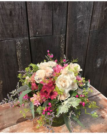 Whispering Wind Flower Arrangement