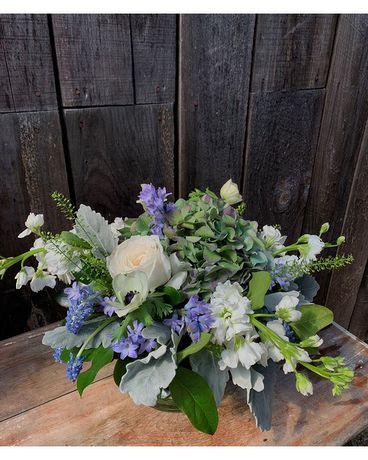 Ocean Waves Flower Arrangement