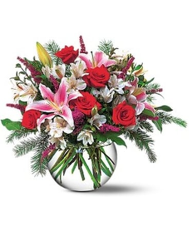 Holiday Happiness - by Top Florist Custom product