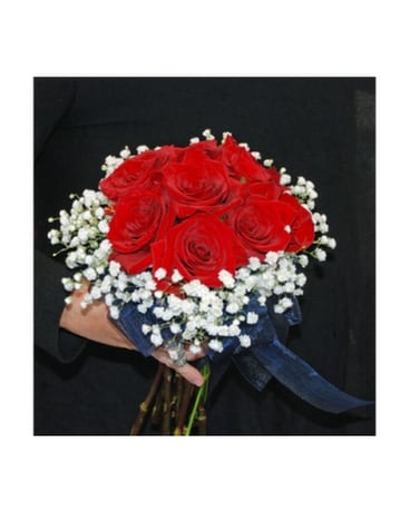 Red Hot Bouquet Custom product