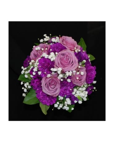 Purple Party Bouquet Custom product