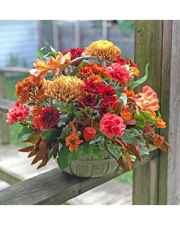 Fall Together Flower Arrangement
