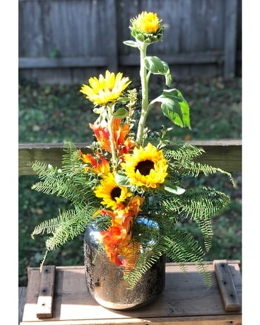 Sunflower Special Bouquet Flower Arrangement