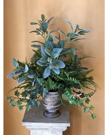 Foliage Garden Specialty Arrangement