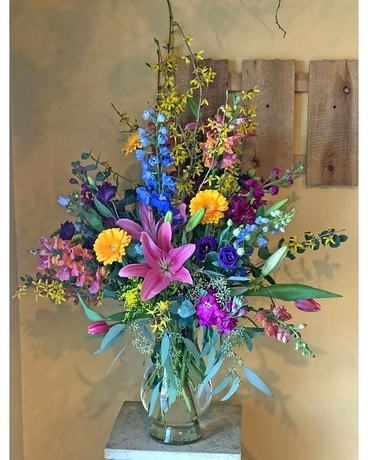 Spring is here Flower Arrangement