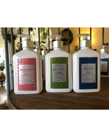 Natural Inspirations Hand Lotion Gifts