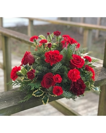St. Nicholas Flower Arrangement