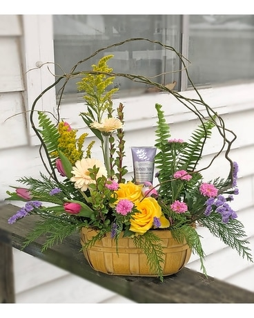 Spring Romance Flower Arrangement