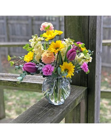 Princess Garden Flower Arrangement