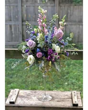 Touch of Elegance Flower Arrangement
