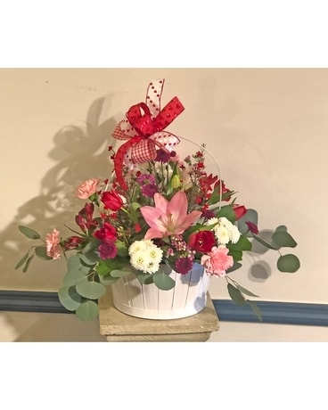 Love in Bloom Flower Arrangement