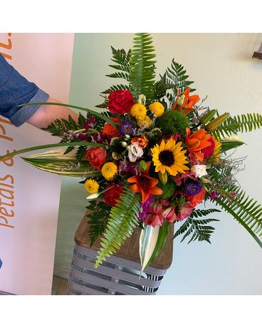 Alvaschein (wrapped) Flower Arrangement