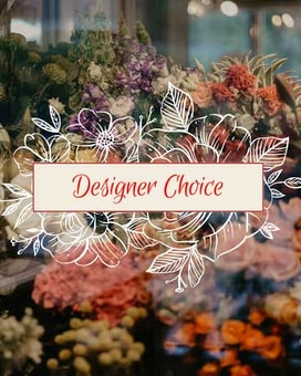Designer's Choice Spring Mix Flower Arrangement
