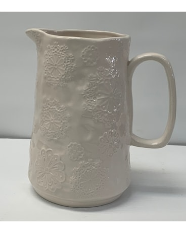 Pitcher - White Gifts
