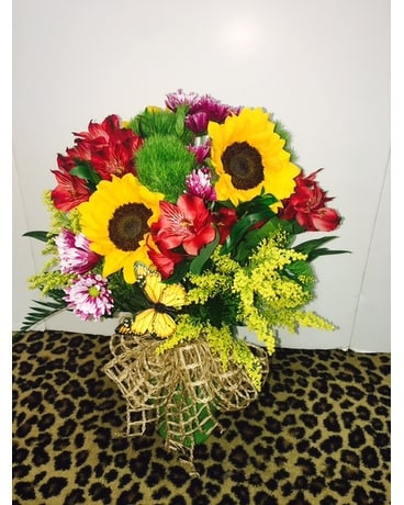Dodson's Custom Flower Arrangement