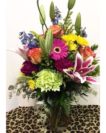 Birthday Flowers Delivery Ardmore OK Dodsons Floral