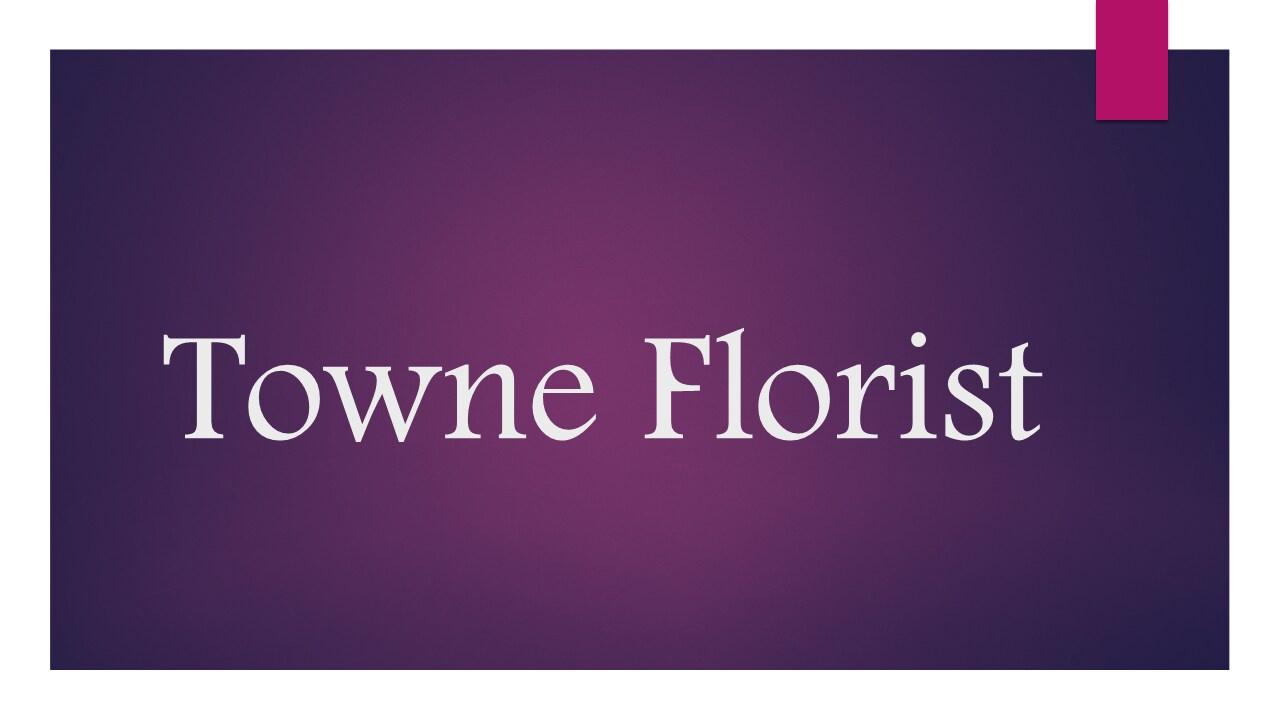 Summer Bouquets Delivery Leonardtown Md Towne Florist
