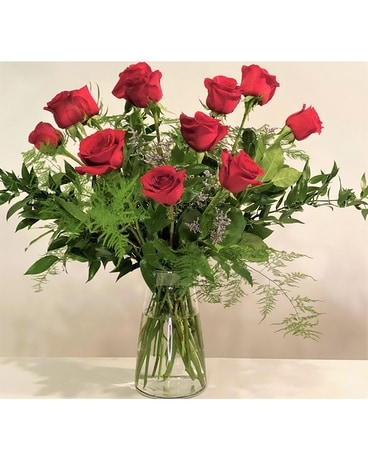 Cupid's Dozen Flower Arrangement