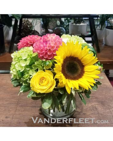 Summer Love Flower Arrangement