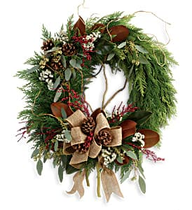 wreaths for the win