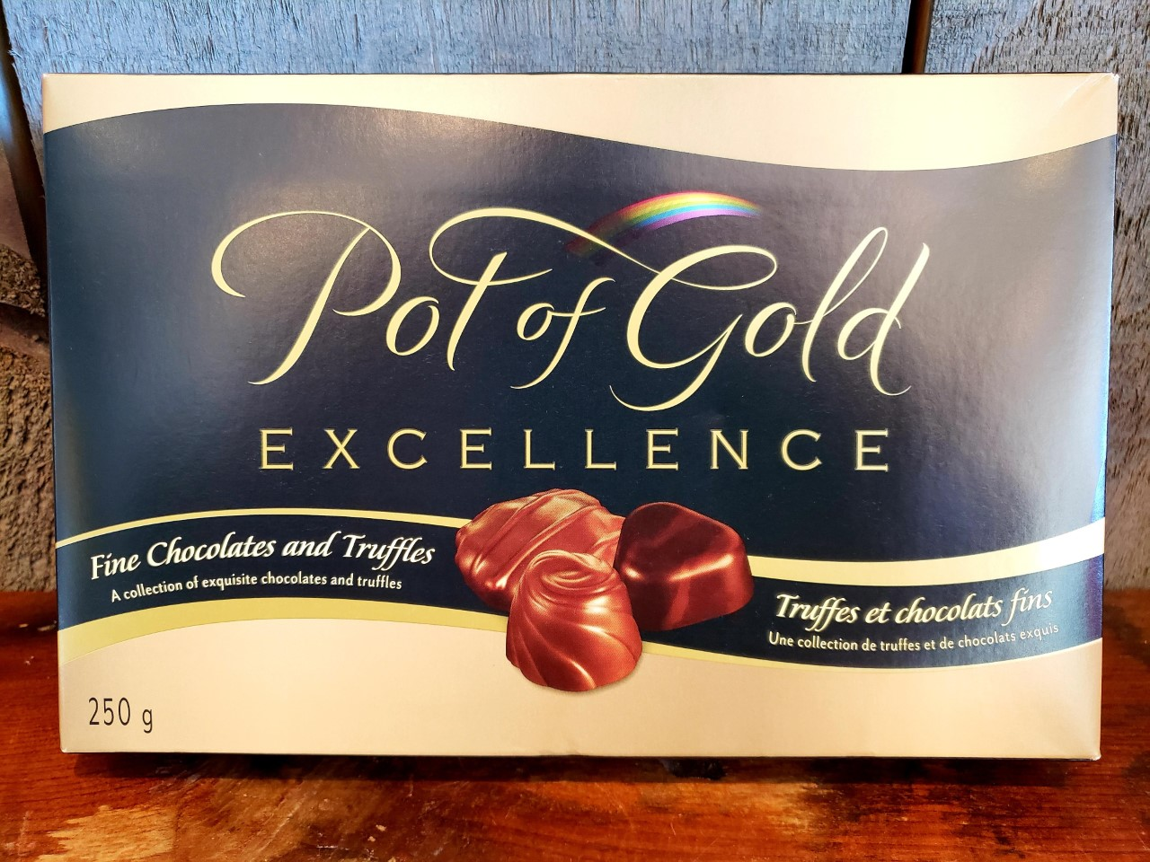Pot of Gold Assorted Chocolate Box