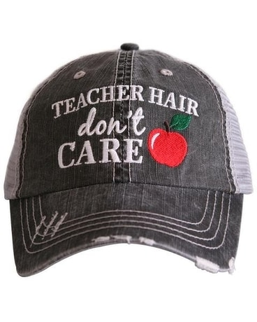 Teacher Hair Don't Care Gifts