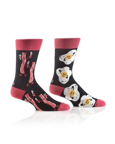 Yo Bacon & Egg Sox Flower Arrangement