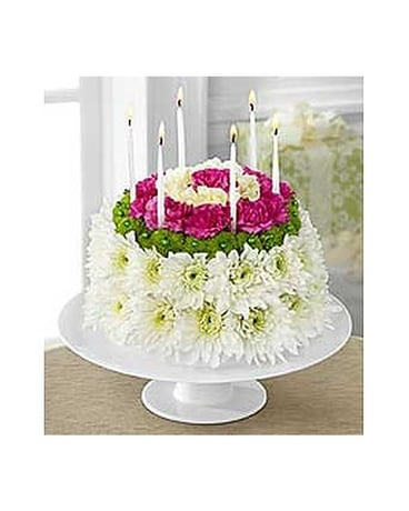 Birthday Flower Arrangement