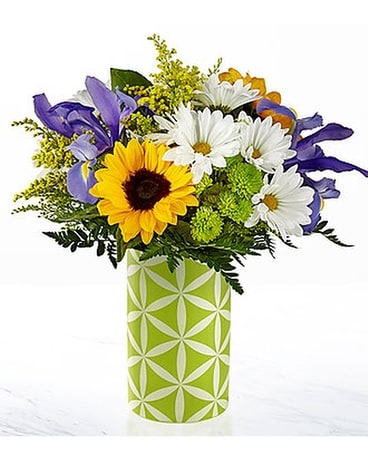 The FTD® Sunflower Sweetness™ Bouquet Flower Arrangement