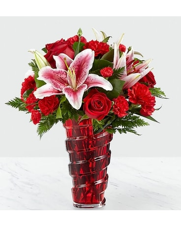 Higher Love™ Bouquet Flower Arrangement