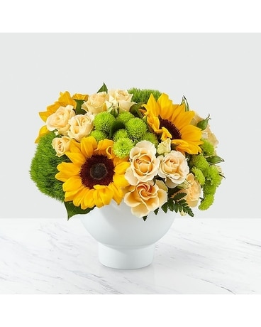 Truly Radiant Bouquet Flower Arrangement