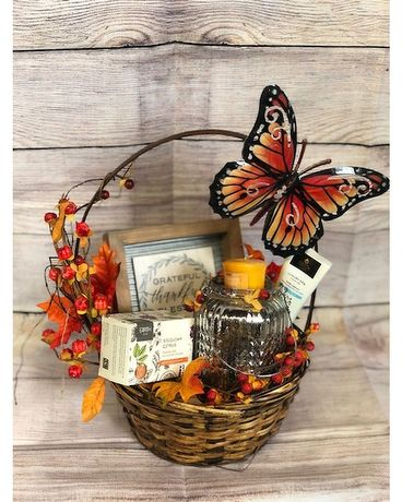 Autumn Gift Basket Gifts