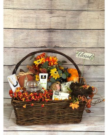 Autumn Gift Basket Premium Gifts