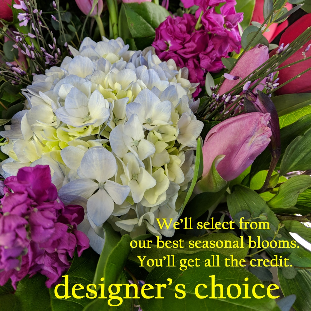 Designers Choice Best Seller Flower Arrangement