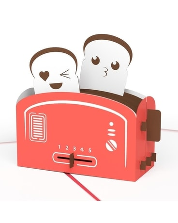 Lovepop- Love Toaster Gifts