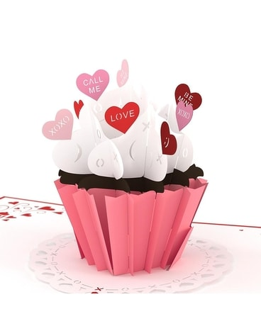 Lovepop- Love Cupcake Gifts