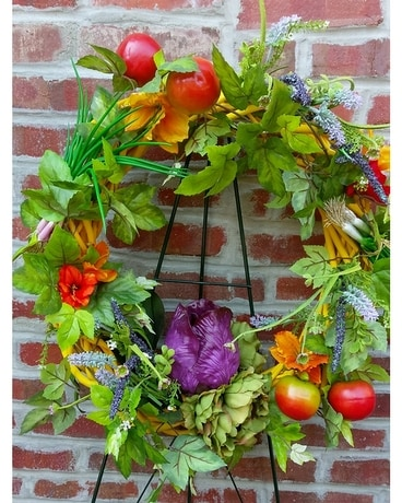 Veggie Wreath Custom product