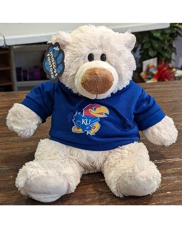 KU T-shirt Bear Gifts