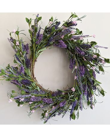 Lavender Wreath Gifts