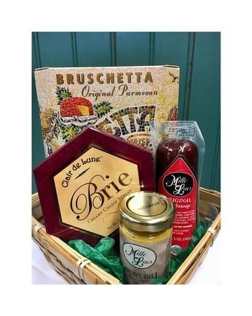 Fruit Food Baskets Delivery Perkasie Pa Perkasie Florist