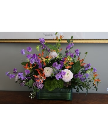 0005 Flower Arrangement