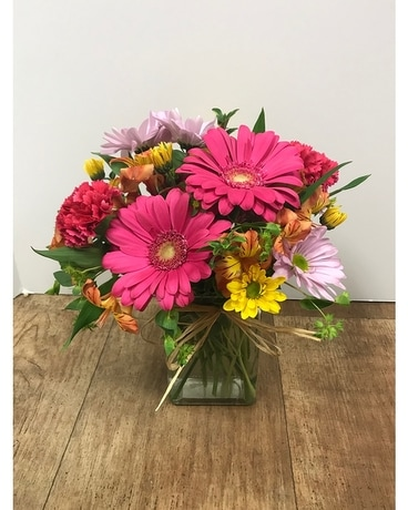 Vibrant Energy Bouquet