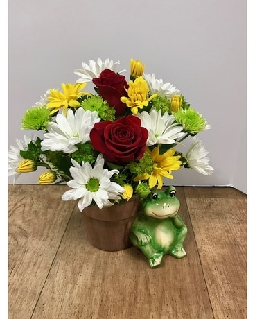 Hoppy Days Flower Arrangement