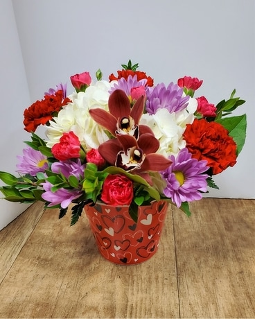 Sweet Talk Flower Arrangement