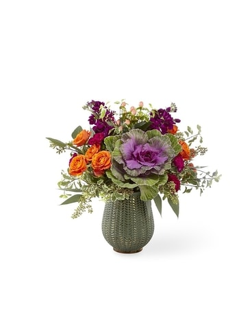 Autumn Harvest Flower Arrangement