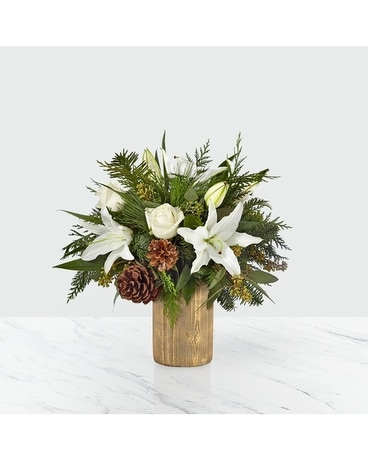 Joyous Greetings Flower Arrangement