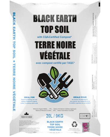 Black Earth Top Soil Custom product