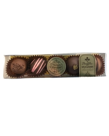 Walker's Chocolate 5 Assorted Truffles Gifts