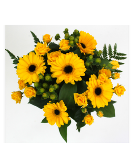Cheerful Bonds Bouquet